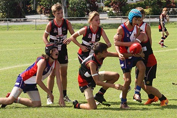 Mackay Isuzu UTE Junior AFL Finals Week is here! Image