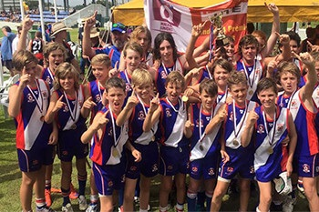 Mackay Isuzu UTE Junior AFL Final Results Image