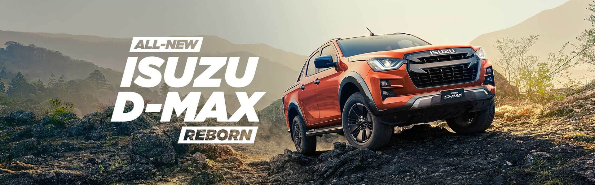 All-New Isuzu D-MAX